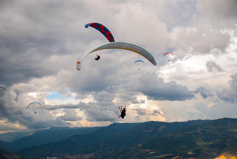Reglas de vuelo en España - AVLE